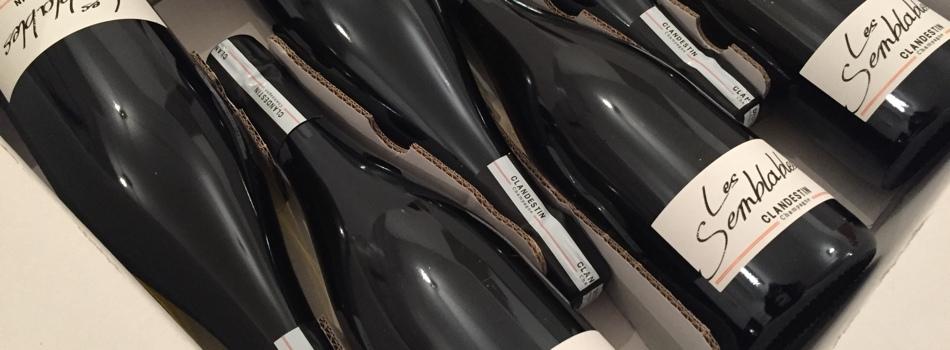Champagne Clandestin, Buxières sur Arce