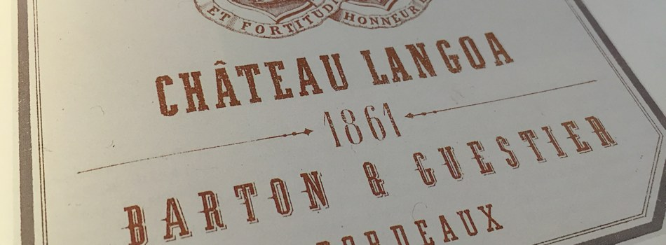 Langoa Barton, Saint-Julien
