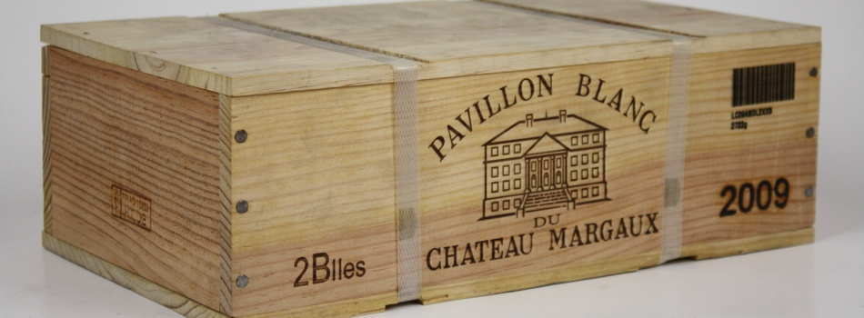 Originele kleine château-kistjes Bordeaux