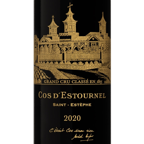 Château Cos d'Estournel 2020
