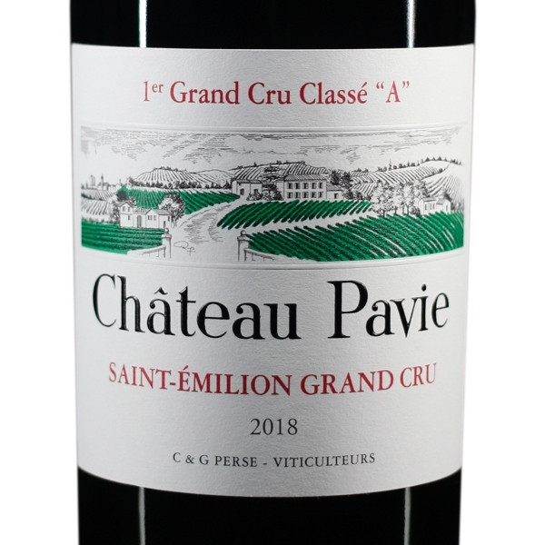 Château Pavie 2020