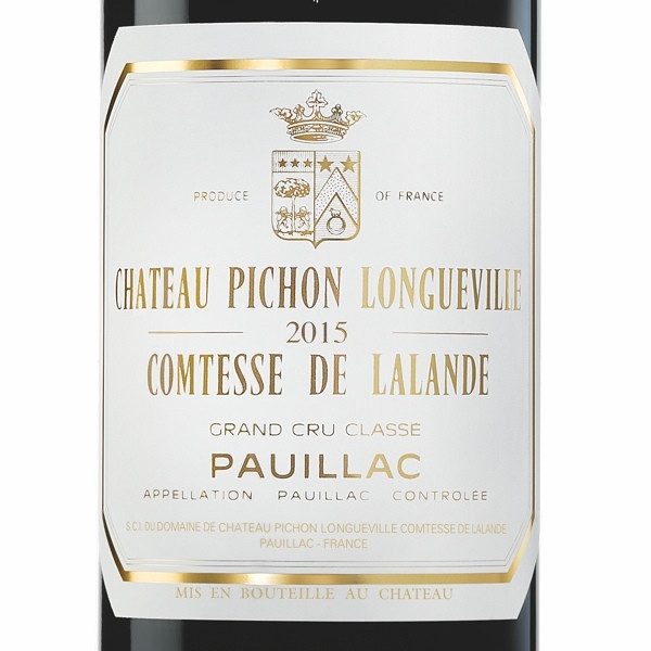 Château Pichon Longueville Comtesse 2020
