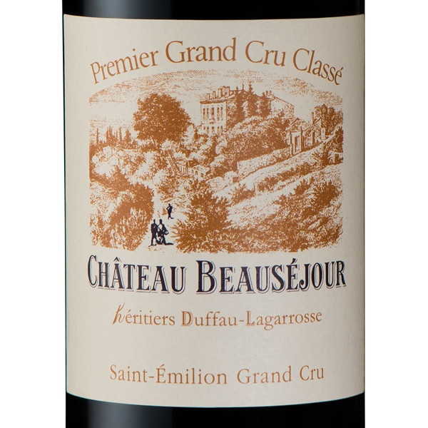 Château Beauséjour Duffau Lagarrosse 2020