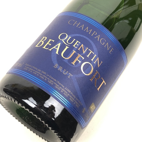 Champagne Quentin Beaufort Brut No 9 2015