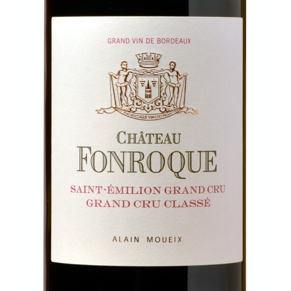 Château Fonroque 2015