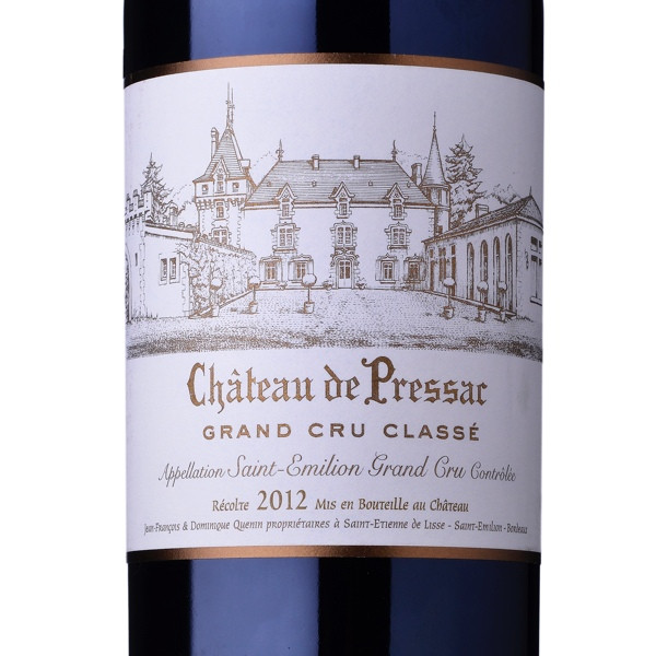 Château De Pressac 2016