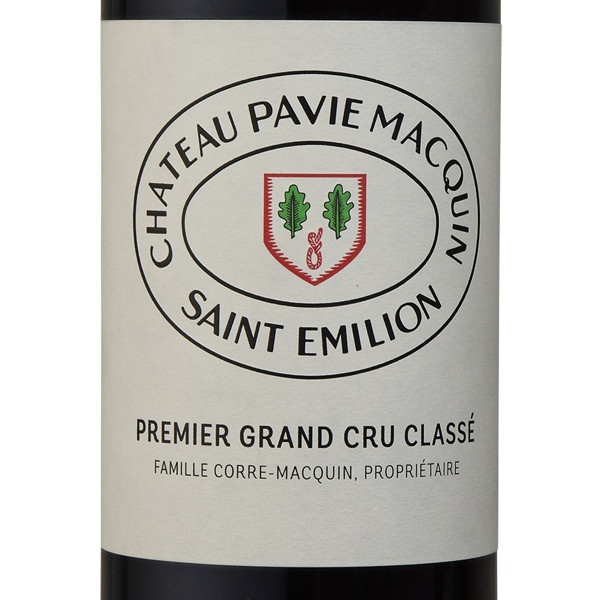 Château Pavie Macquin 2020