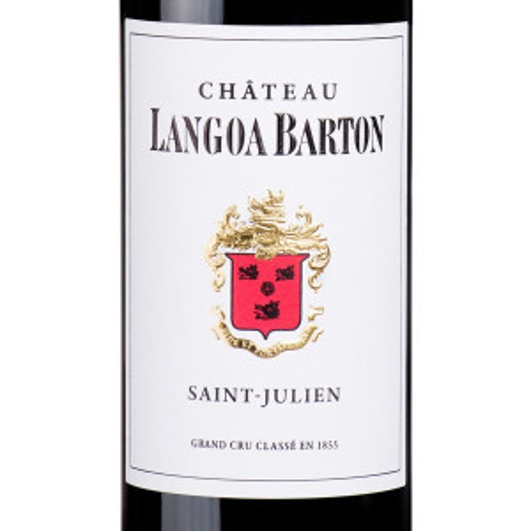 Château Langoa Barton 2010